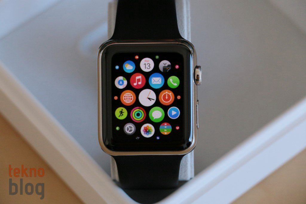 apple watch satislari