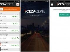 CezaCepte: Trafik cezalarından anında haberdar olun