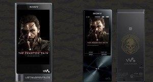 Sony'den Metal Gear Solid temalı özel Walkman