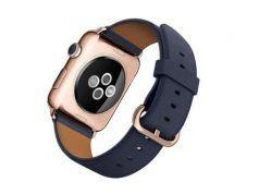 Apple Watch Edition serisi tarihe karıştı