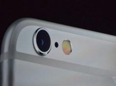 iPhone 6s ve 6s Plus 12 megapiksel iSight ve 5 megapiksel FaceTime HD kameraya sahip