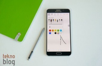 Samsung Galaxy Note 5 İncelemesi