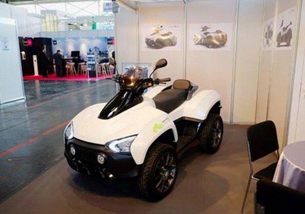 Acer elektrikli otomobiller için geliştirme çalışmaları yapıyor