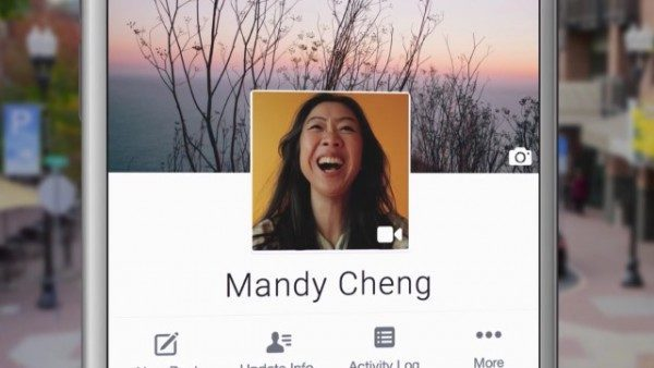 facebook video profil resmi