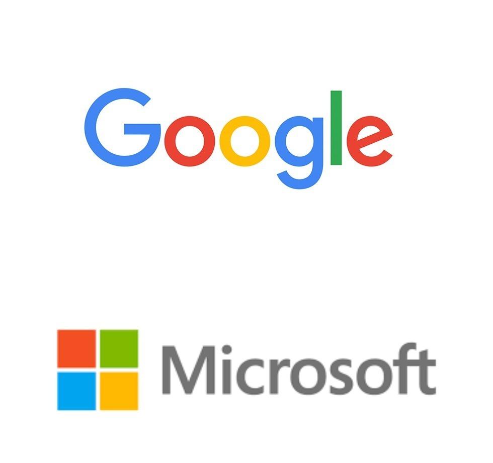 google-microsoft-logo-011015