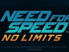 Need for Speed No Limits: Sınırları aşın