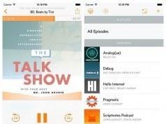 iOS'e özel podcast uygulaması Overcast şimdi ücretsiz