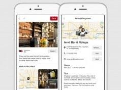 Pinterest paylaşılan bağlantılara konum bilgisi ekliyor