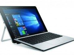 HP Elite x2 hem bir dizüstü bilgisayar hem de HP Active Pen'li bir tablet
