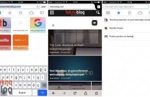 Mozilla Firefox: Popüler internet tarayıcısı artık iOS'te