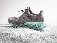 Adidas'ın üç boyutlu yazıcıdan çıkan ayakkabıları okyanus atıklarından üretildi