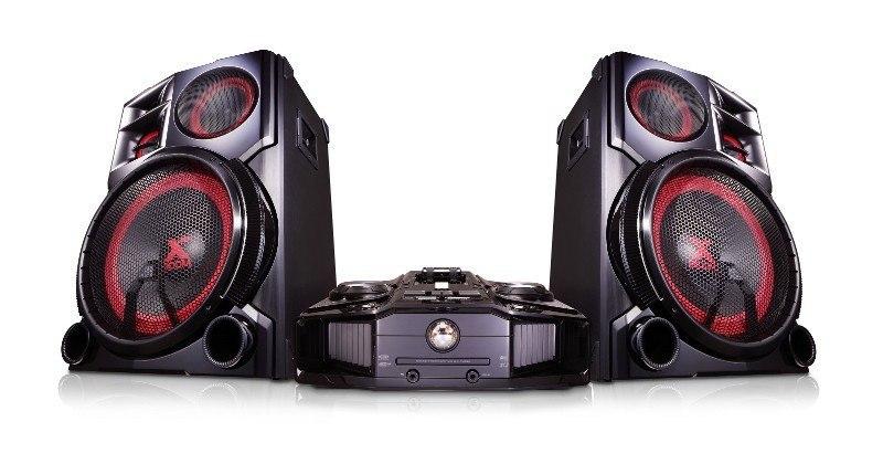 LG Music Flow X-Boom