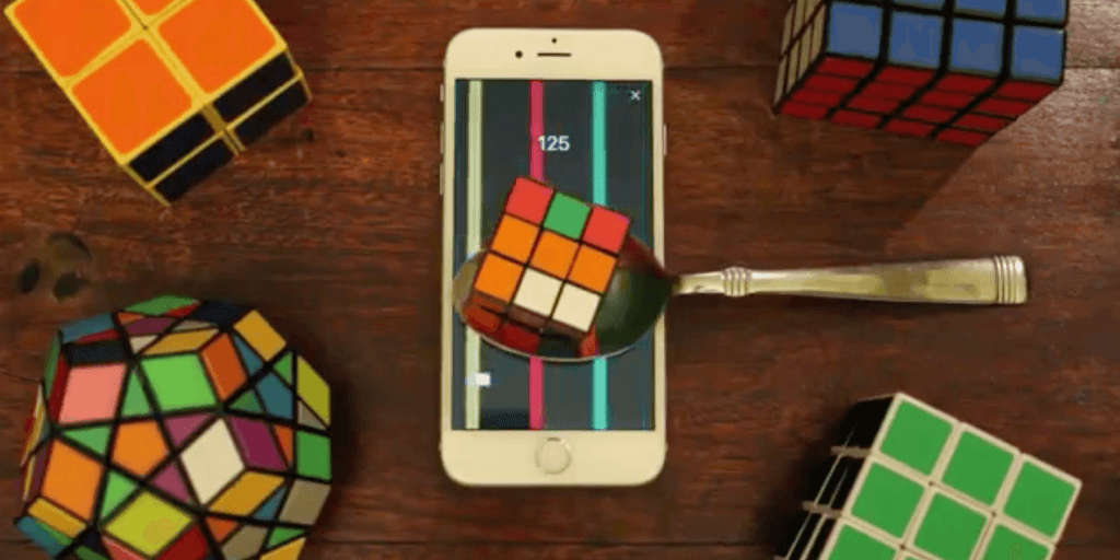 Steady Square 3D Touch