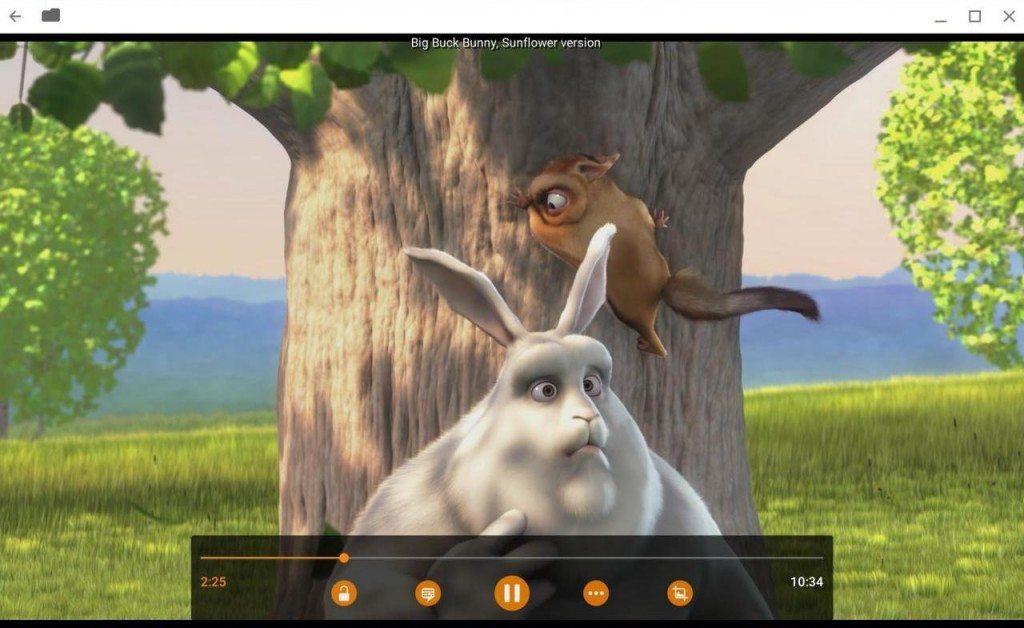 VLC Chrome OS
