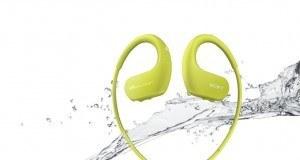 Sony Walkman WS413 ile suda müzik keyfi yaşayabilirsiniz