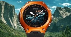 Casio'nun ilk akıllı saati Android Wear ile çalışıyor