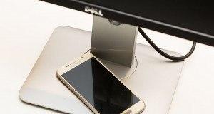 Dell yeni kablosuz monitörüyle telefonlara kablosuz şarj imkanı sunuyor