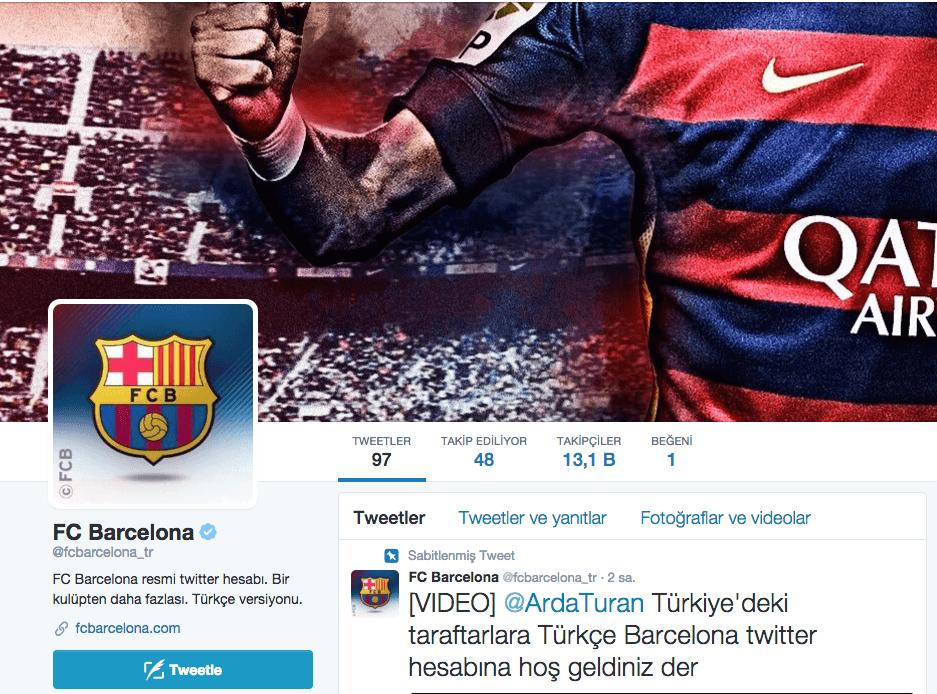 fc barcelona turkce twitter