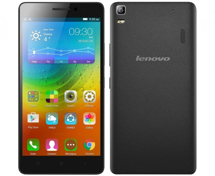 lenovo a7000 turbo