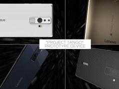 Lenovo Google ile birlikte ilk Project Tango telefonunu çıkarıyor