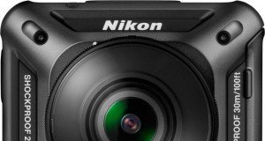 Nikon'dan 360 derece aksiyon kamerası: KeyMission 360