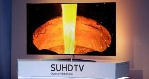 İkinci nesil Samsung SUHD TV'ler akıllı evler için bir merkez işlevi görecek