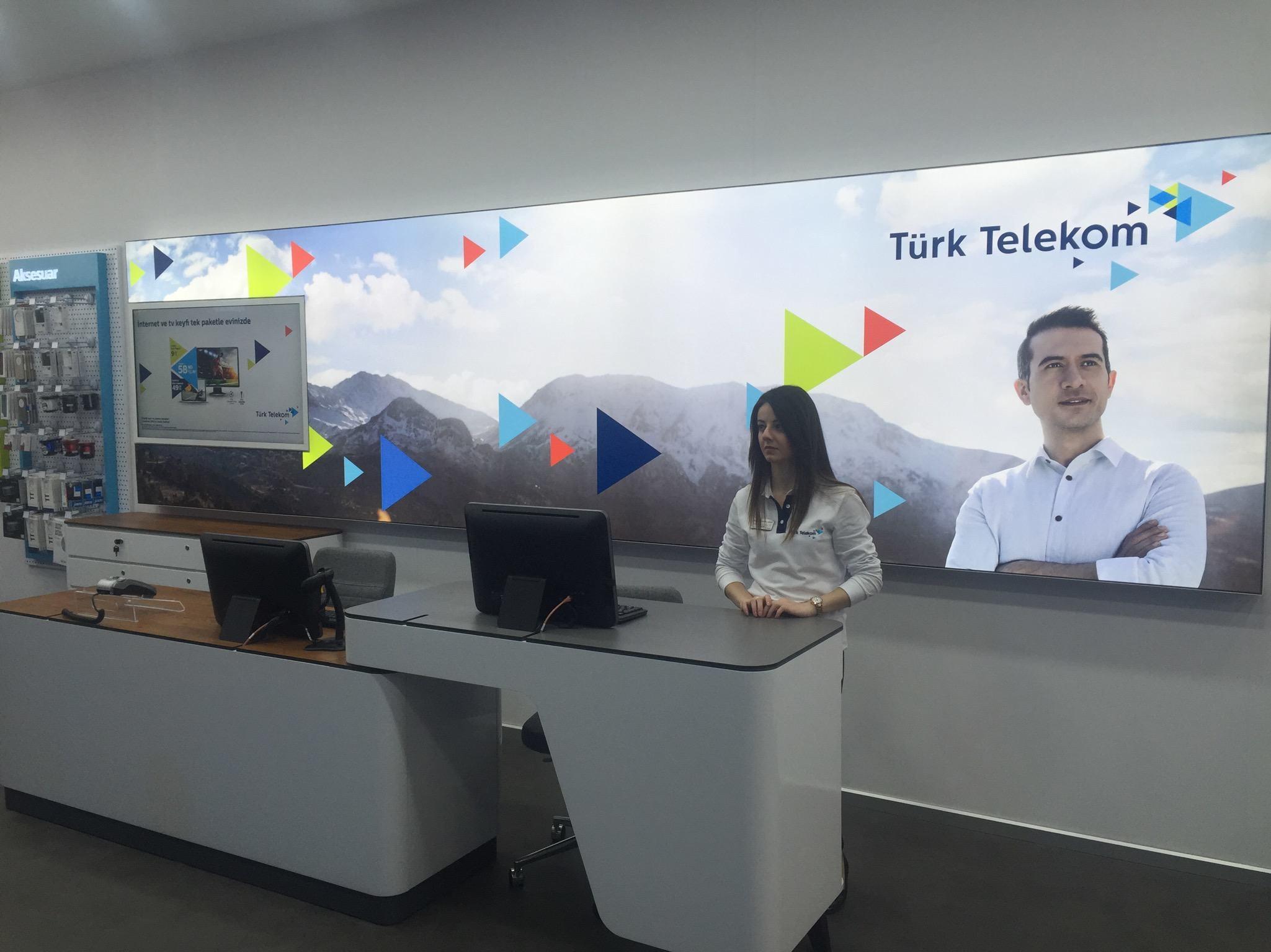 turk telekom magazalari