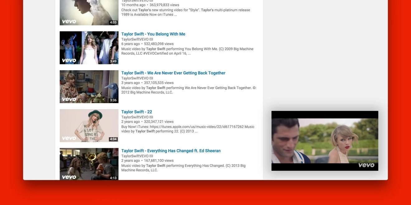 youtube eklentisi