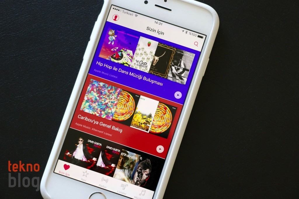 apple music abone sayısı