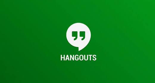 google hangouts API