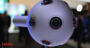 Nokia Ozo sanal gerçeklik kamerasının fişini çekti