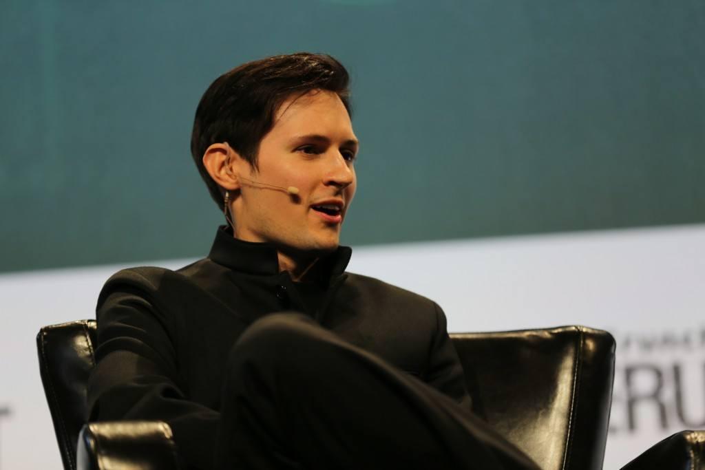 Pavel Durov Telegram CEO