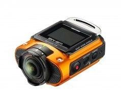 Ricoh WG-M2 hareket kamerası 204 derecelik görüş açısı sağlıyor