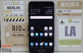 Samsung Galaxy A7 (2016) İncelemesi