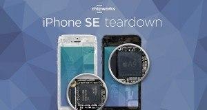 iPhone SE parçalarına ayrıldı, içinde neler saklı?