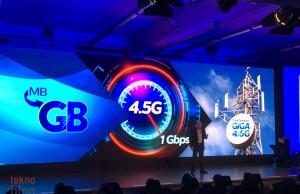 Türk Telekom GiGA 4.5G ile hızda gigabit seviyesine çıkılacak