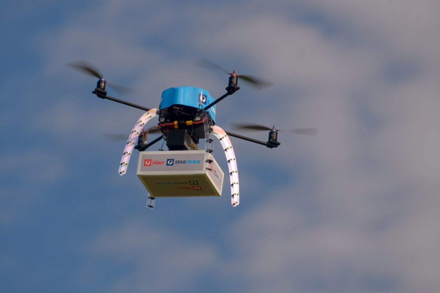 kaliforniya drone