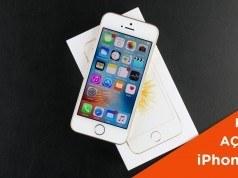 Video: iPhone SE Kutusundan Çıkıyor