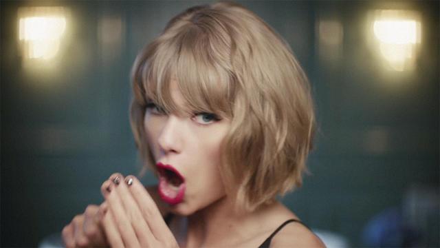 taylor swift apple music reklam