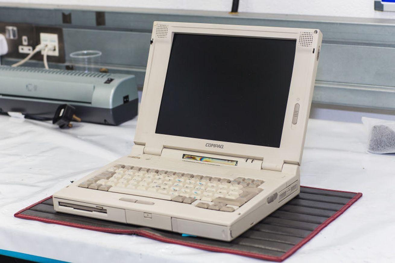 McLaren F1'in bakımı için 20 yıllık laptop gerekiyor