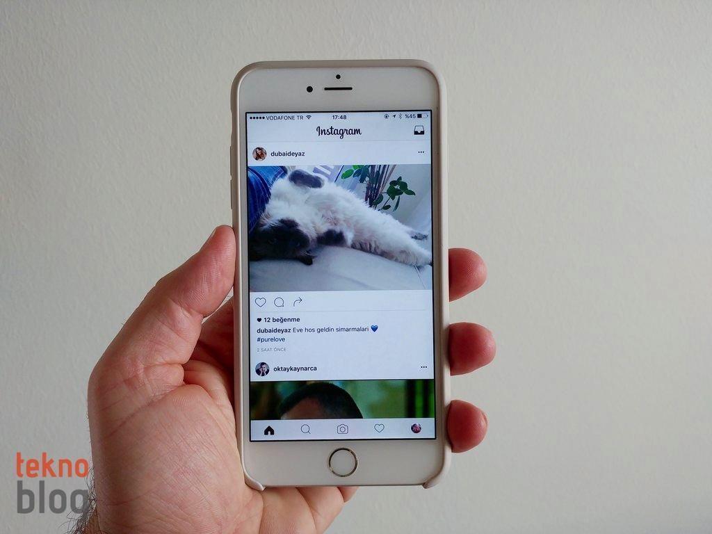 instagram ana sayfa sırlaması