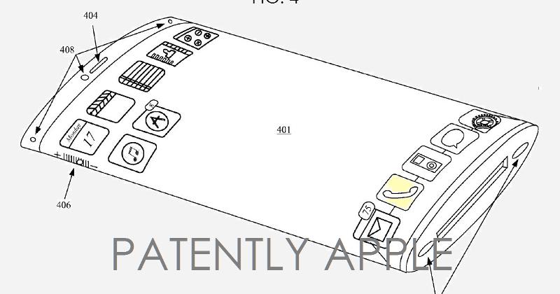 apple panoramik ekranli akilli telefon