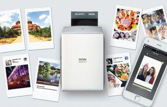 Fujifilm'den akıllı telefonlar için daha hızlı fotoğraf yazıcısı
