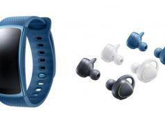 Samsung Gear Fit 2 ve Gear IconX kulaklık tanıtıldı