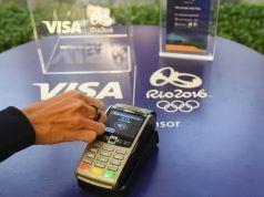Visa temassız ödemede kullanılabilecek yüzüğünü tanıttı