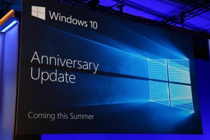 windows 10 yildonumu guncellemesi