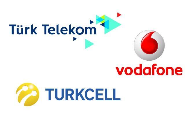 türk telekom Türkcell Vodafone ile ilgili görsel sonucu