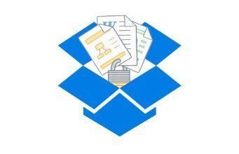 Dropbox ön izleme özelliğinin kapsama alanını genişletiyor