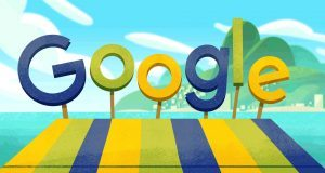 Olimpiyatlar için Google'dan özel doodle ve mobil oyun