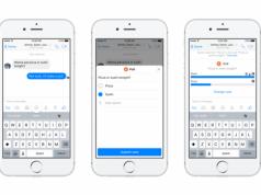 Facebook Messenger anket özelliği kullanıma sunuluyor